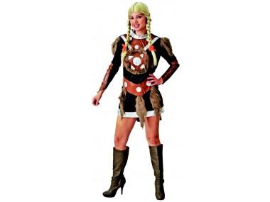 Wikingerin Gerda Fasching Kostume Faschingsportal At