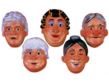 Maske Alte Frauen Fasching Kostume Faschingsportal At