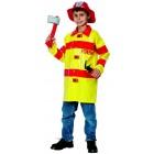 Feuerwehrmann m. Helm