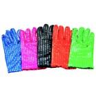 Pailletten - Handschuhe