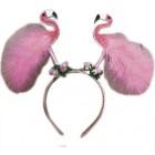 Flamingo Haarreifen