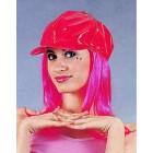 Hut mit Haaren