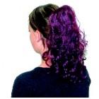 Haarteile lang gelockt