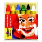 6er Schminkstifte