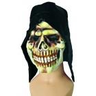 Maske Tod mit Tuch