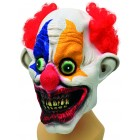 Maske Crazy-Clown