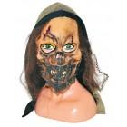 Maske Skullritter