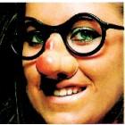 Nase mit Brille