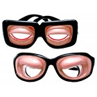 """Verwandlungsbrille """"müde Augen"""""""