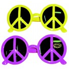 "Hippy Brille ""Peace"""