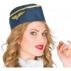 Stewardessen-Haube