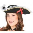 Piratenhut für Damen