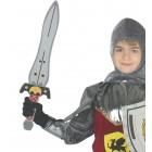 Moosgummi Schwert
